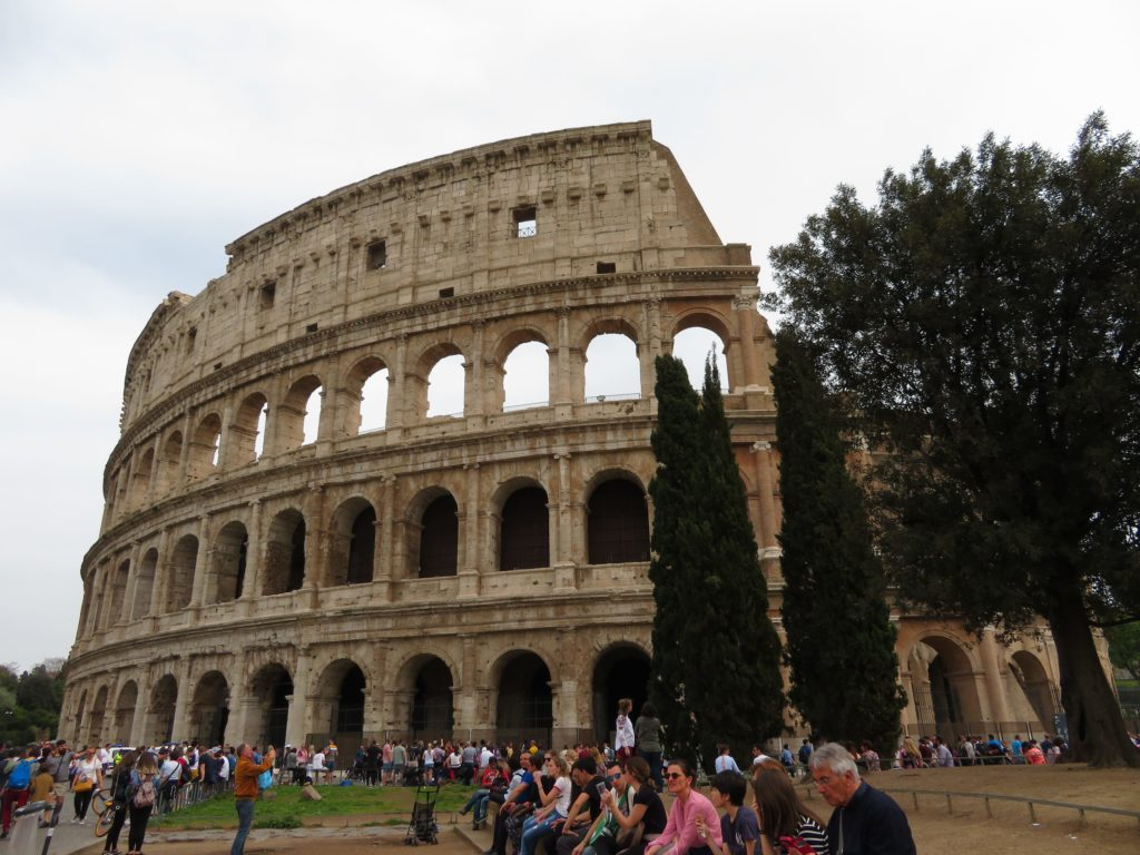 Rome in a day itinerary colosseum photo spots outside time of day tips photography