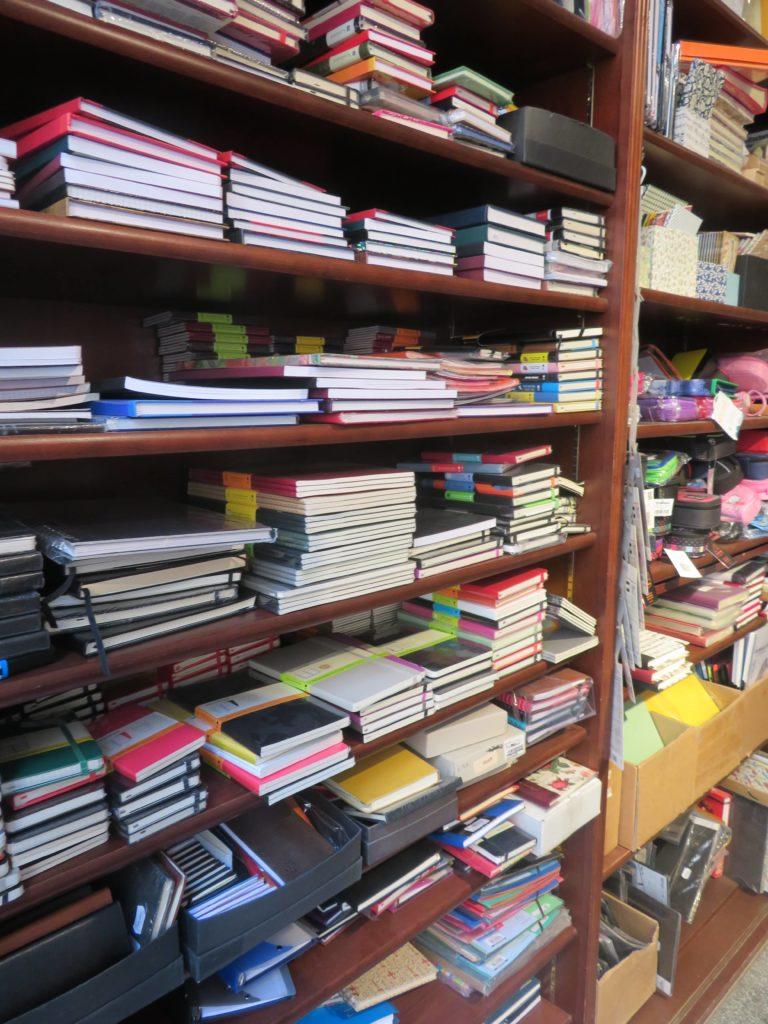 austria stationery shopping vienna wein konig ebhardt notebook pen pencils moleskine leuchtturm planner supplies-min