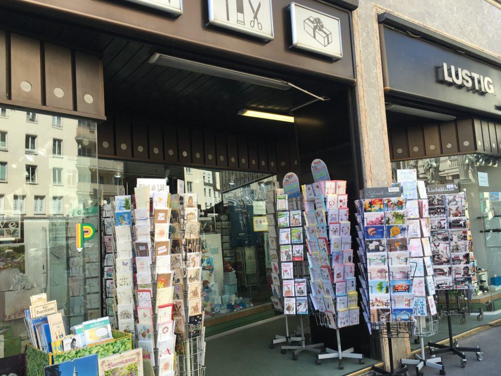 austria stationery shops wien vienna lustig papier review notebook pen cute supplies roundup haul-min