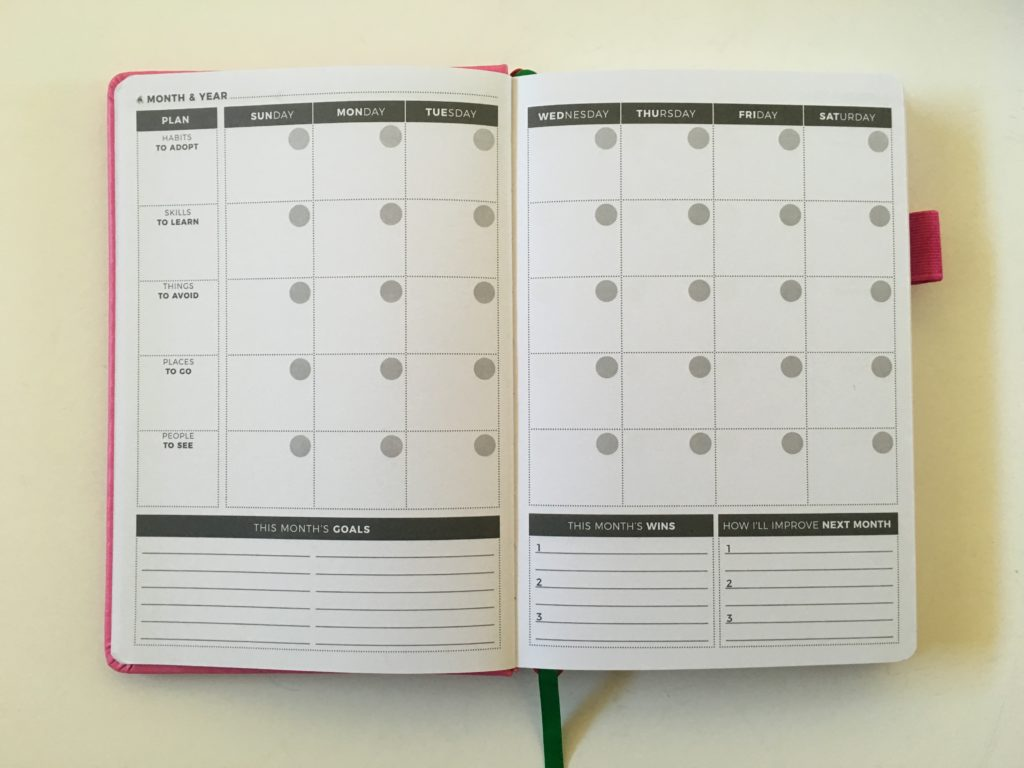 clever fox weekly planner review  pros  cons  u0026 a video