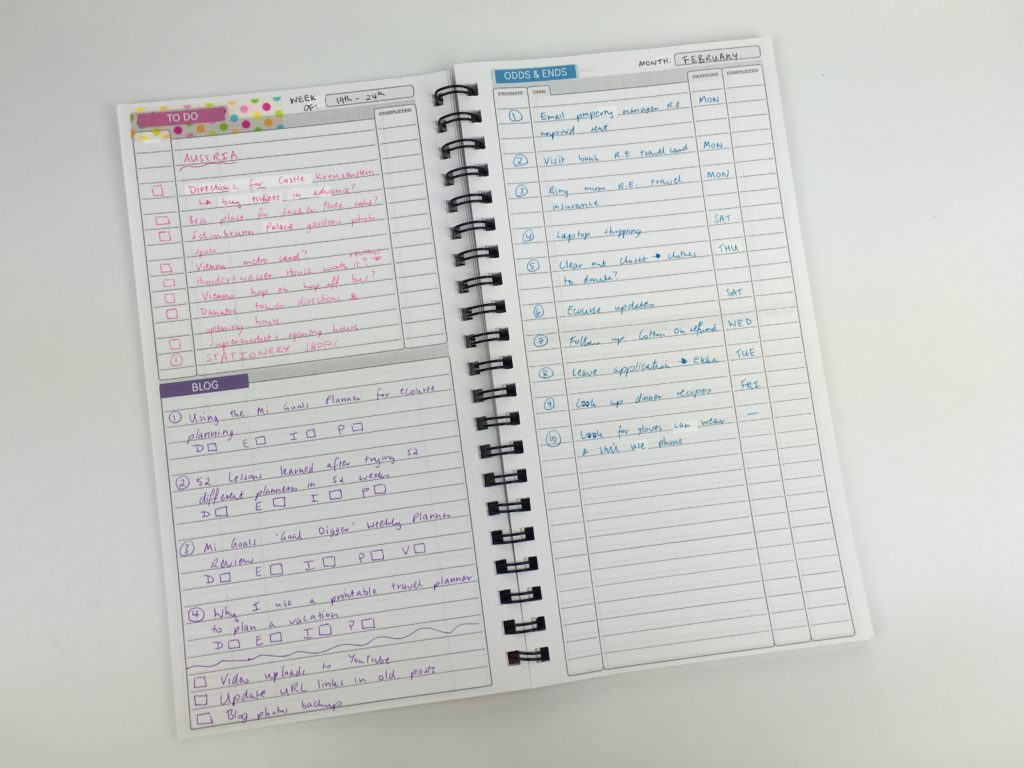 things to do today planner color coding must do should do checklist planner notebook simple decorating ideas inspiration
