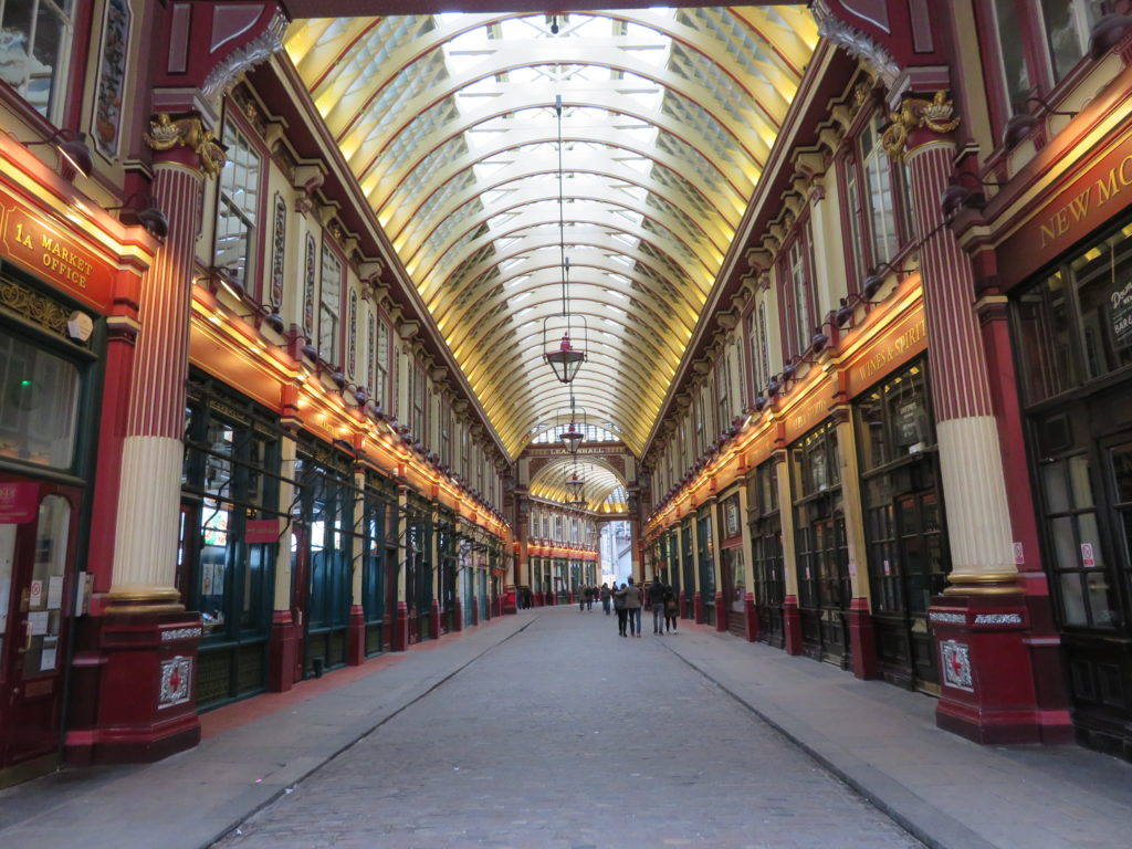 leadenhall market london harry potter filming locations tips iconic photospots central london