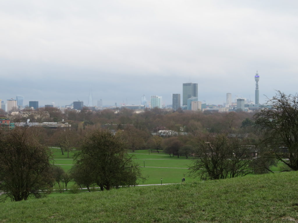 Primrose hill london view best parks itinerary things to see and do