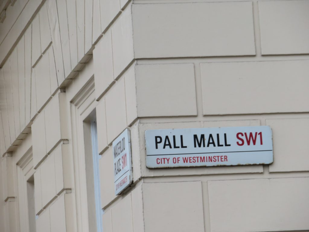 Pall mall london iconic photo spots walking tour monopoly destinations in real life things to see and do