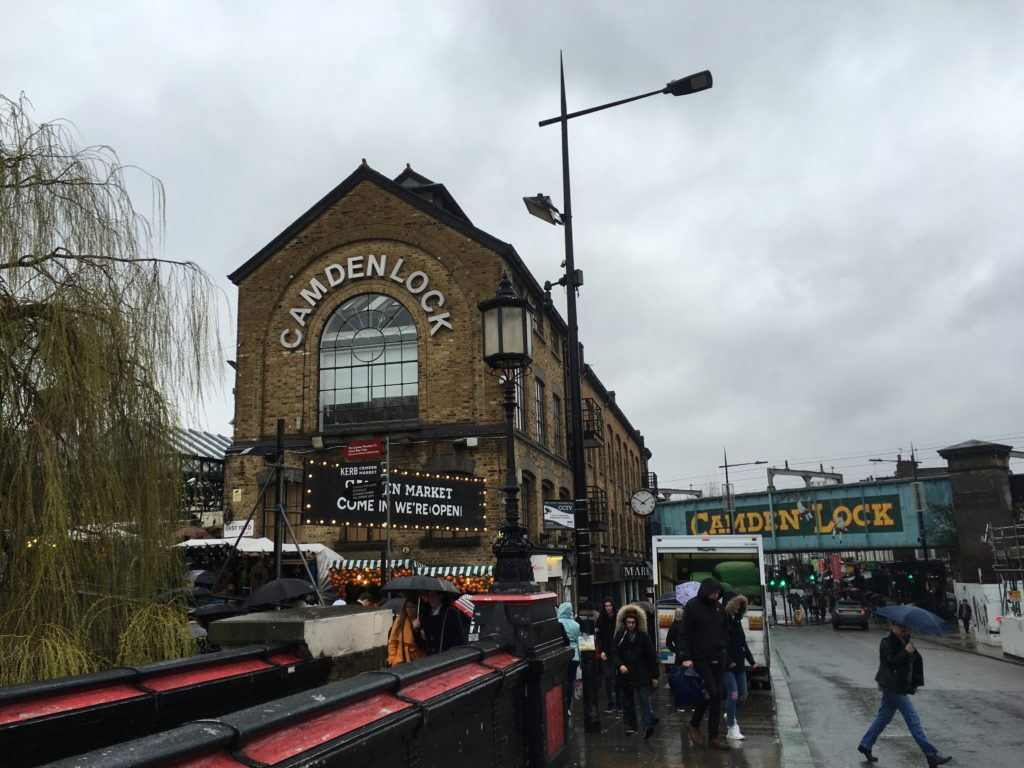 camdon lock london itinerary guide things to see and do