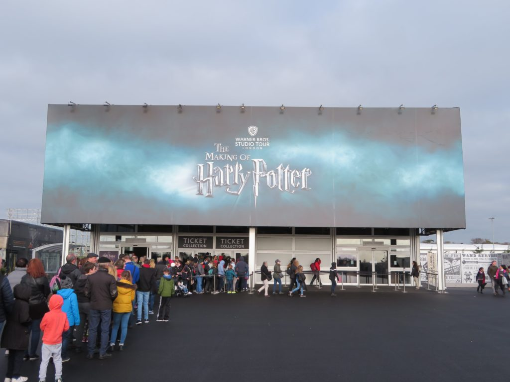 Day Trip from London: Harry Potter Warner Brothers Studio Tour