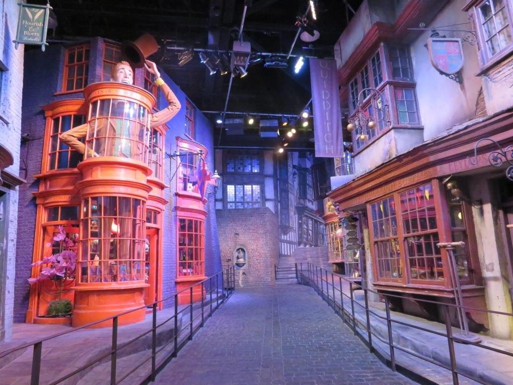 harry potter diagon alley studio tour review london day trip guide itinerary directions