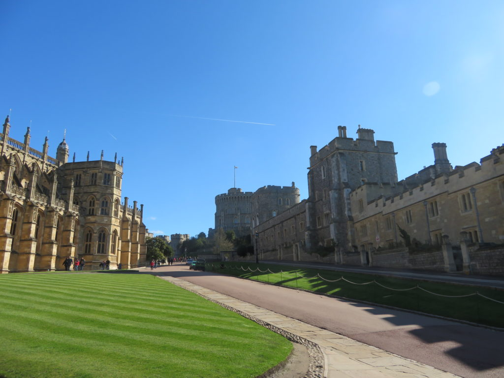 Windsor castle day trip itinerary half day tour directions tips
