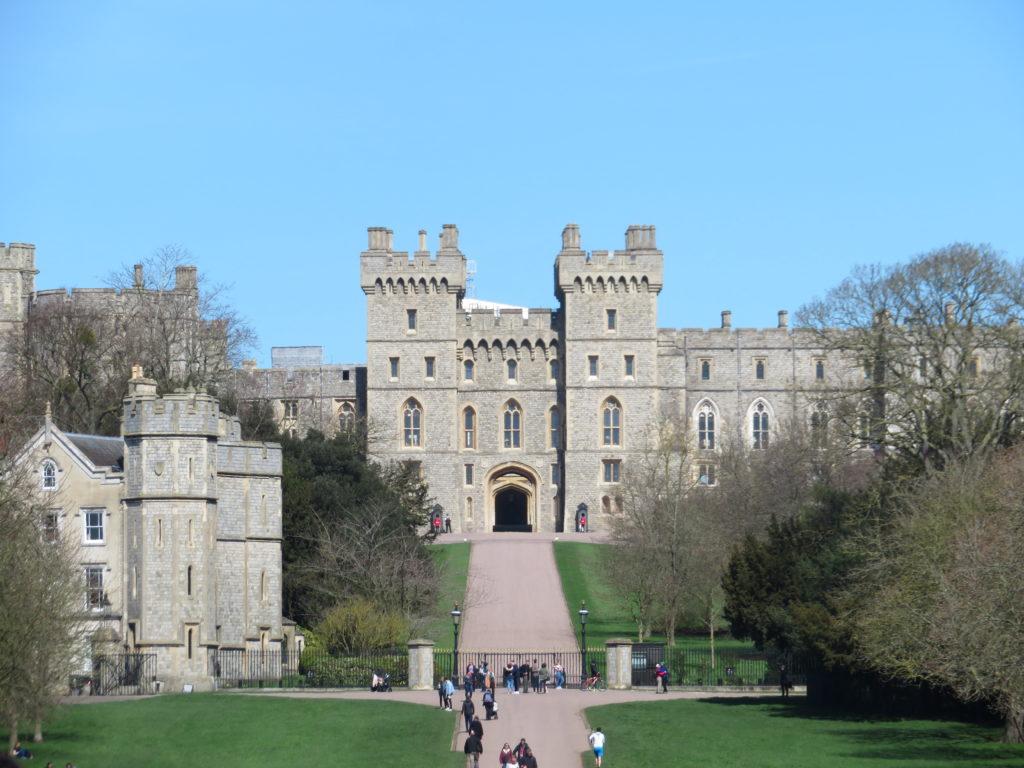 Windsor castle iconic photo spot best london day trips the long walk