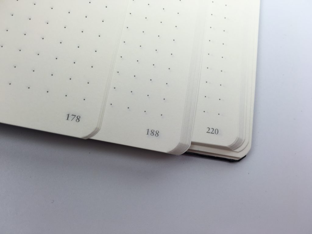 bullet journal notebook leuchtturm 1917 dot grid numbered pages essential for bujo newbies tips ideas inspiration layout weekly spread pros and cons