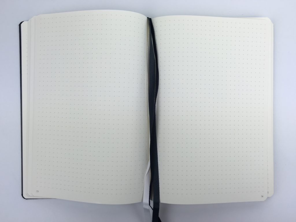 bullet journal notebook review best buy australia index page dot grid numbered pages a5 hardbound leuchtturm original bullet journal ryder carroll honest pros and cons
