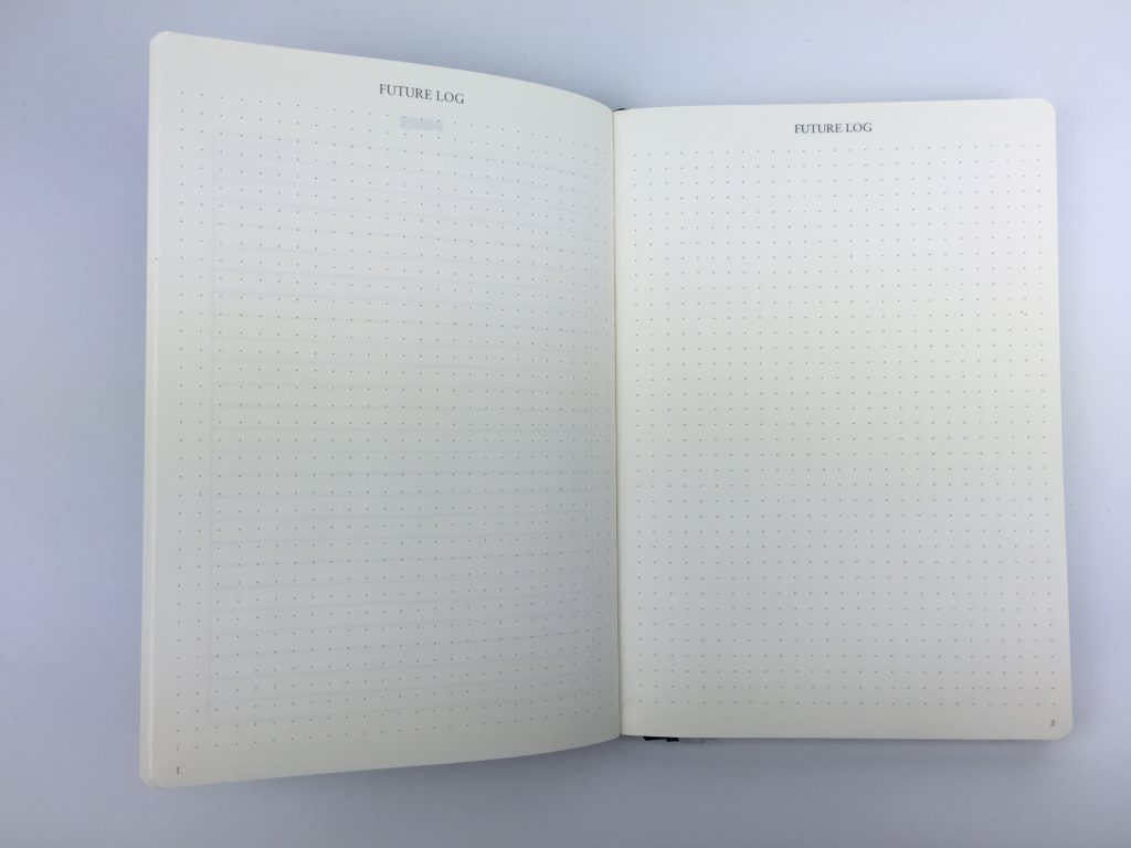 bullet journal notebook review best buy australia index page dot grid numbered pages a5 hardbound leuchtturm original bullet journal ryder carroll pros and cons