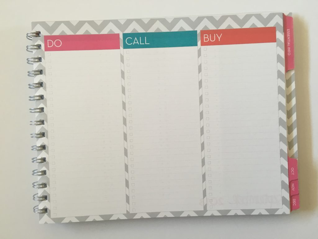 dabney lee for blue sky weekly planner review monday start vertical checklist functional list chevron landscape page orientation pros and cons do call buy