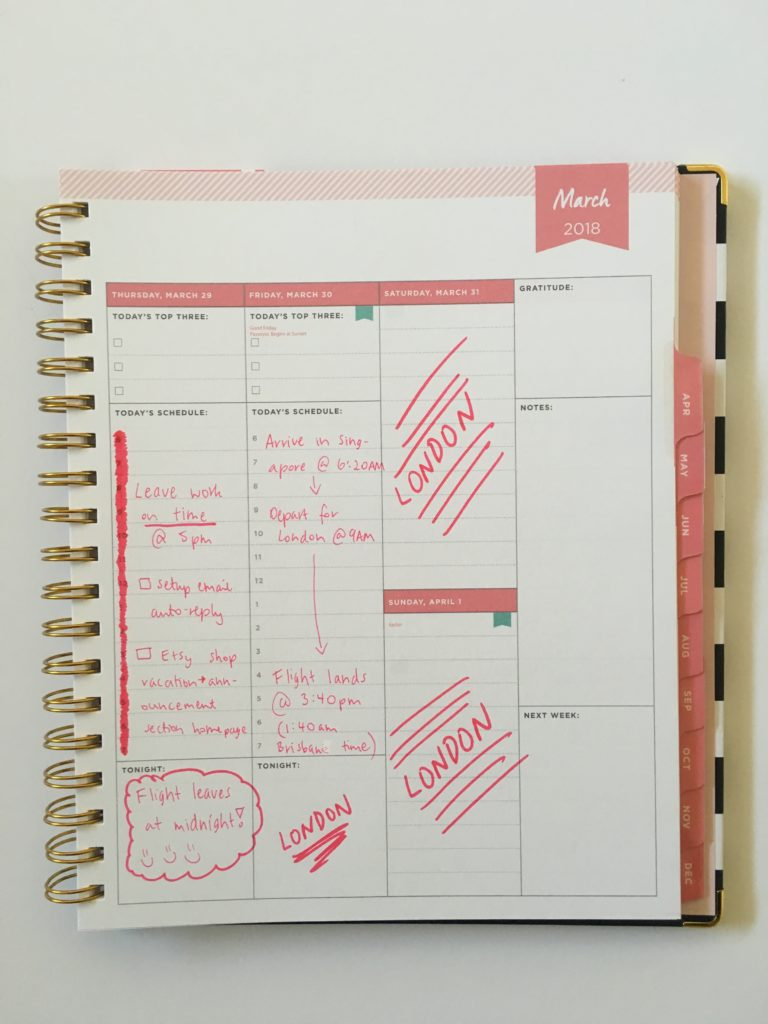 day designer for blue sky vertical navy 8 x 10 inch planner review pink lined hourly schedule weekends combined monday start