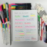 Favorite dual tip highlighters for planning (roundup)