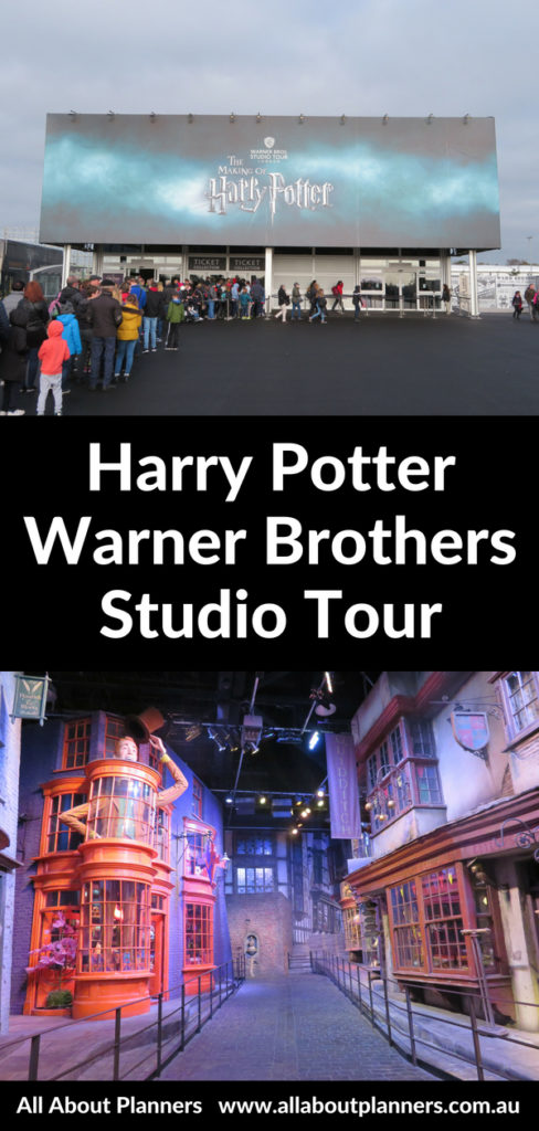 harry potter studio tour warner brothers review how to get there directions worth the visit tips