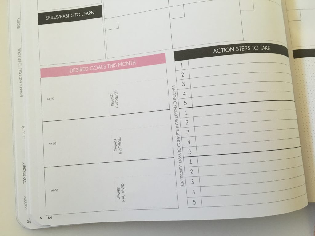law of attraction weekly planner hourly goal setting undated 5am to 10pm half hour schedule habit tracker checklist goals passion planner alternative