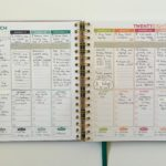 Using the Colorful Lorna Leigh Lane Weekly Planner