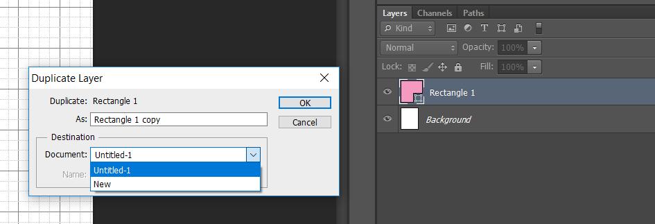 photoshop duplicate design elements between printables