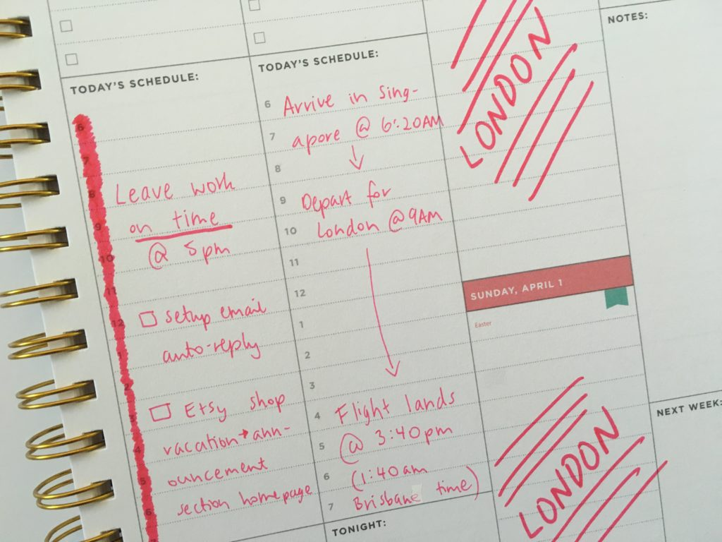 planner hack converting vertical hourly weekly spread day for blue sky review designer review tombow twin tone marker
