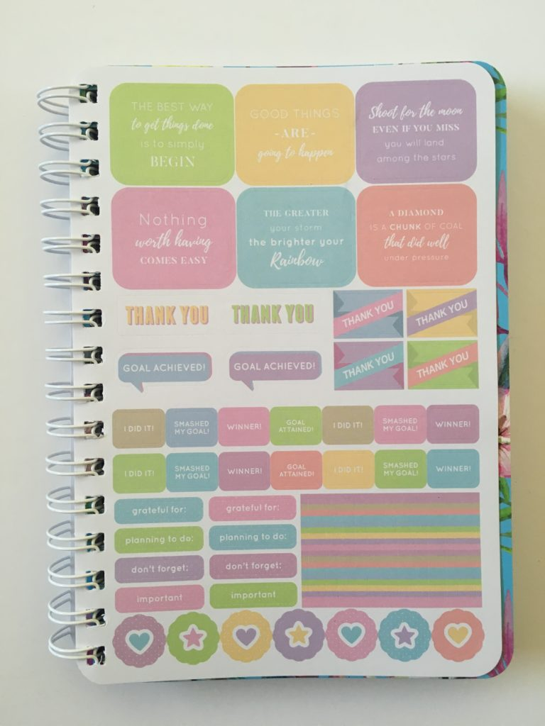 australian planner similar to erin condren otto my goals a5 size review horizontal monday start 2 page week lined notes appointments lists quotes