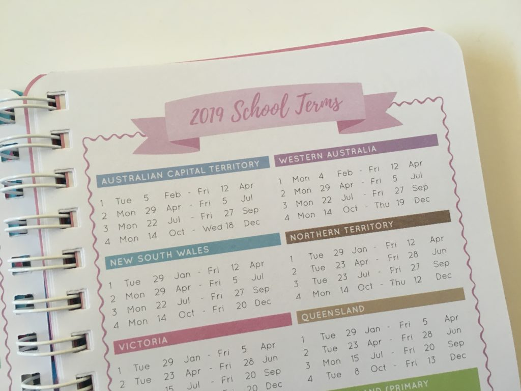otto my goals weekly planner review a5 size horizontal colorful cheaper alternative to erin condren monthly calendar pros and cons monday start small australia public holidays printed