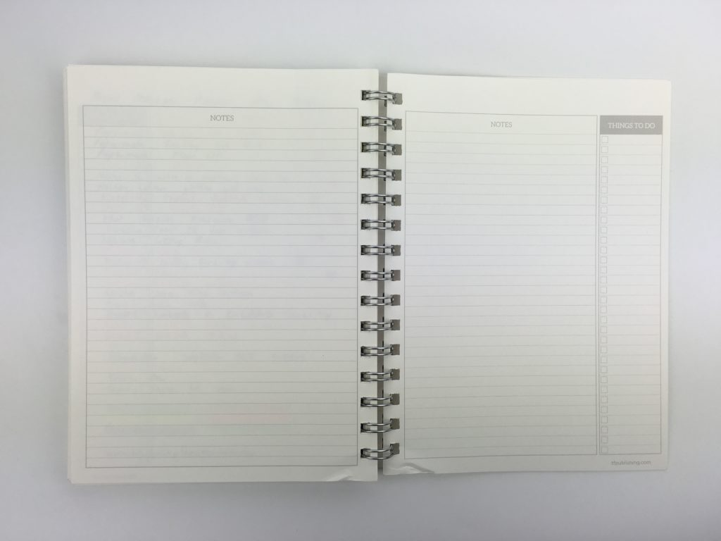 tf publishing moms manager pros and cons family planner a5 size colorful compact monday start week lined notes page checklist