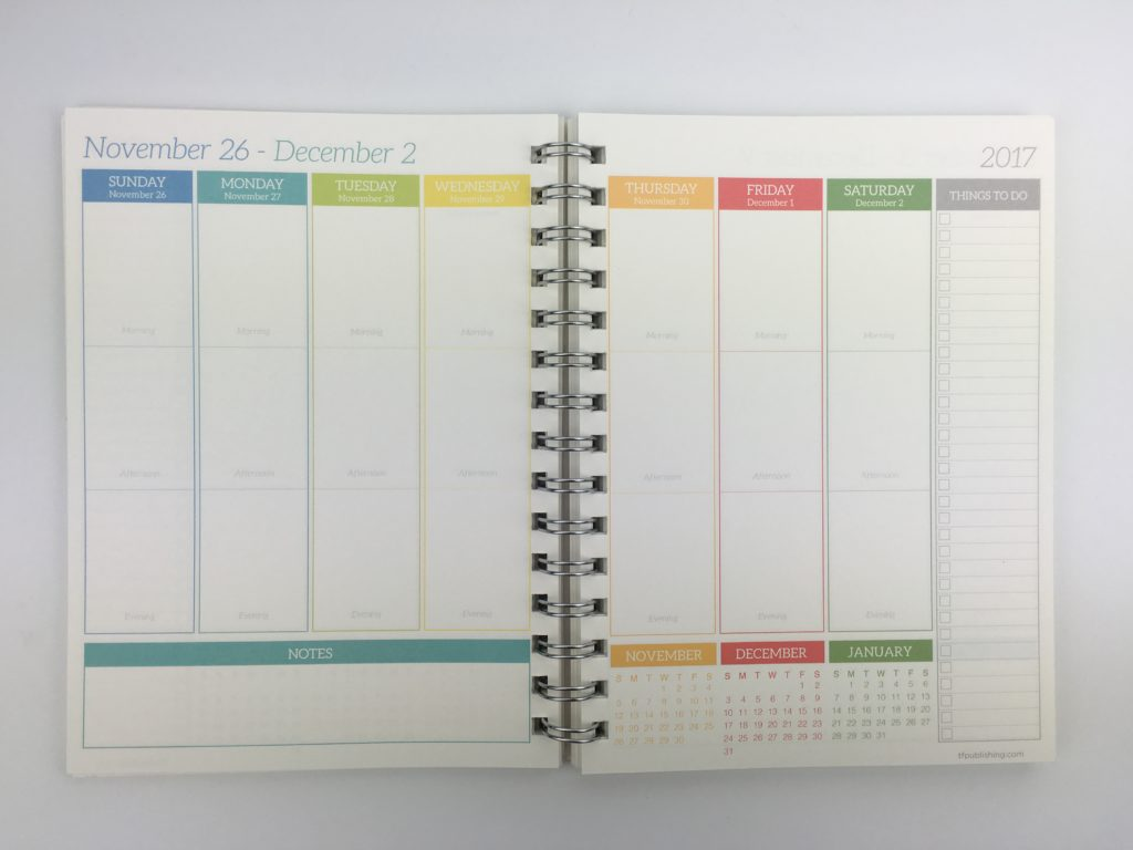 tf publishing moms review pros and cons video vertical family planner a5 size colorful compact monday start week cheaper alternative erin condren