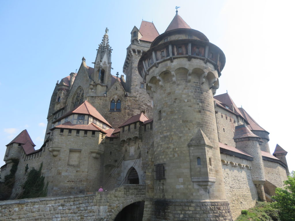 Kreuzenstien Castle day trip from vienna photo spots real life fairytale castle europes best tips directions