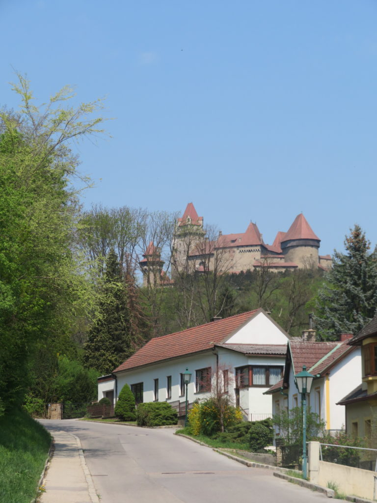 Kreuzenstien Castle day trip from vienna photo spots real life fairytale castle europes best tips