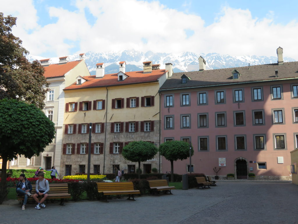 innsbruck austria in spring things to see and do cute european city shopping quaint