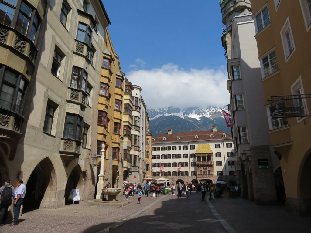 innsbruck austria in spring things to see and do cute european city