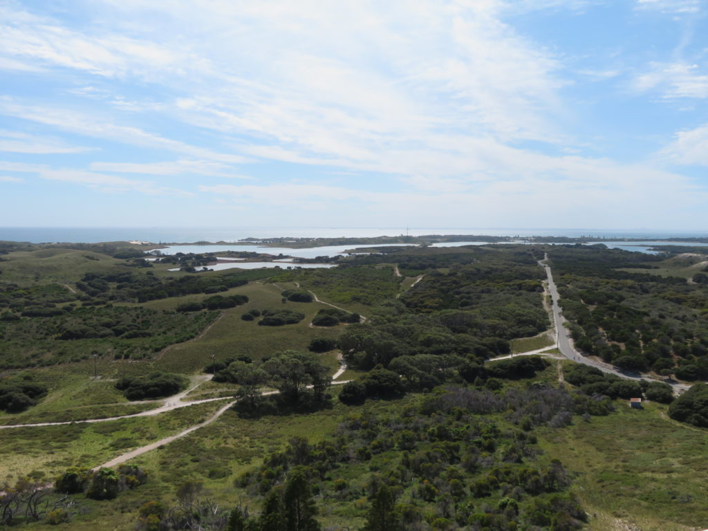 rottnest island view from lighthouse things to see and do