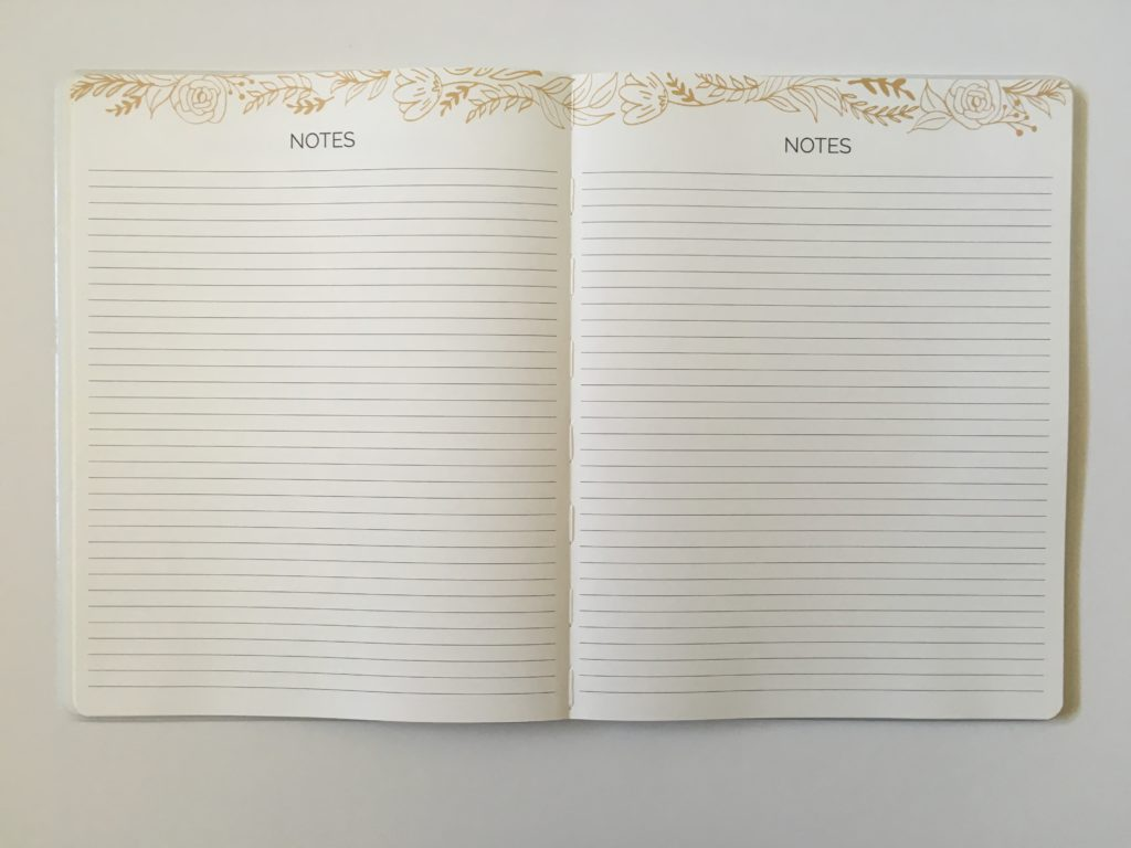 bloom monthly calendar 2019 review pros and cons notes