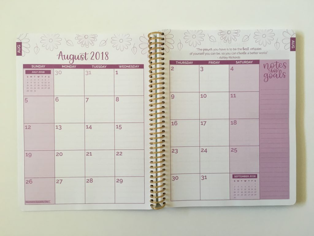 bloom student weekly planner review pros and cons video 2 page monthly calendar sunday start functional