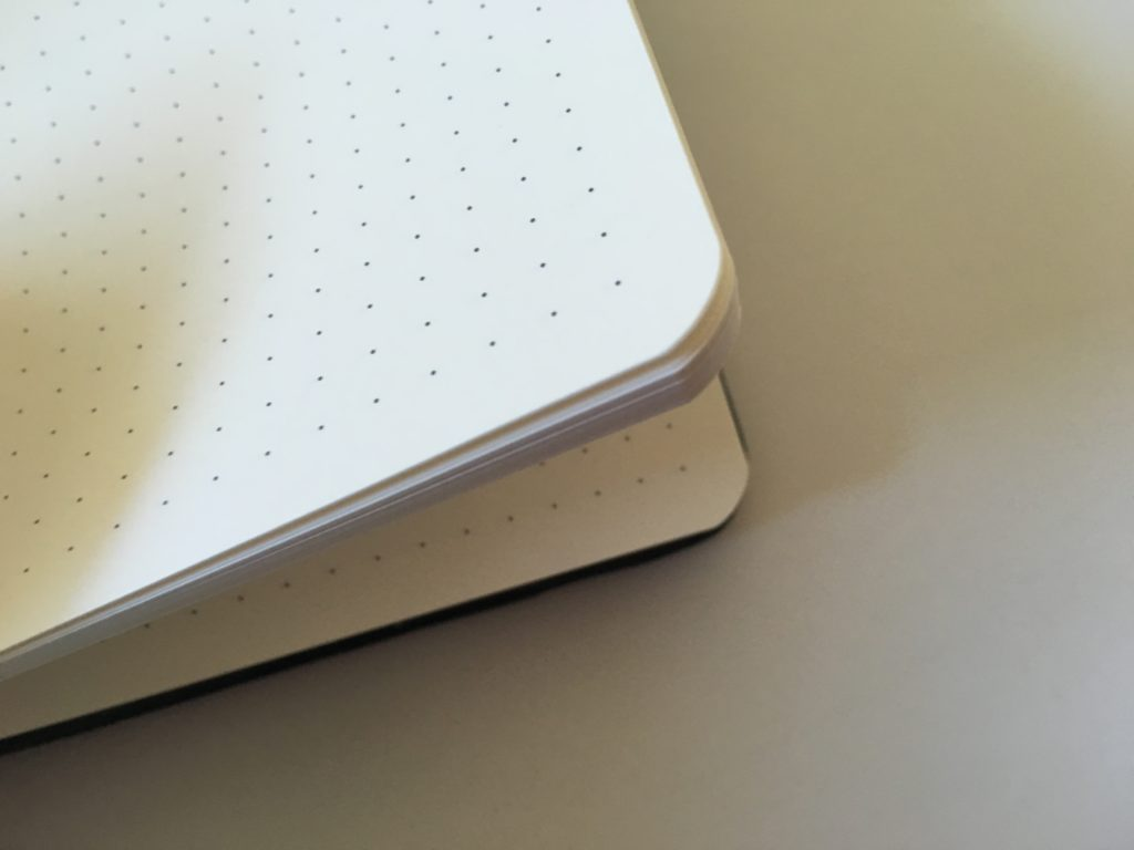 scrivwell notebook review dot grid bullet journal cheaper alternative to leuchtturm