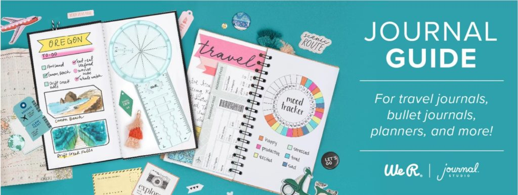 we r memory keepers bullet journal circle tool checklists planner supplies wish list