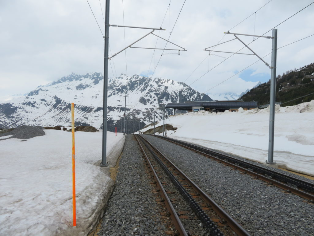 glacier express train switzerland how to get to zermatt