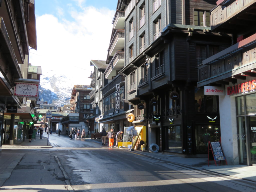 zermatt things to see and do itinerary 1 day snow may spring