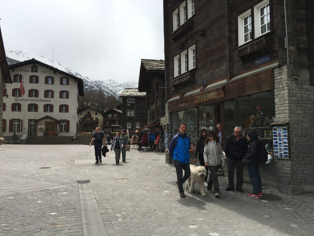 zermatt in spring early may weather snow capped mountains matterhorn best time to visit