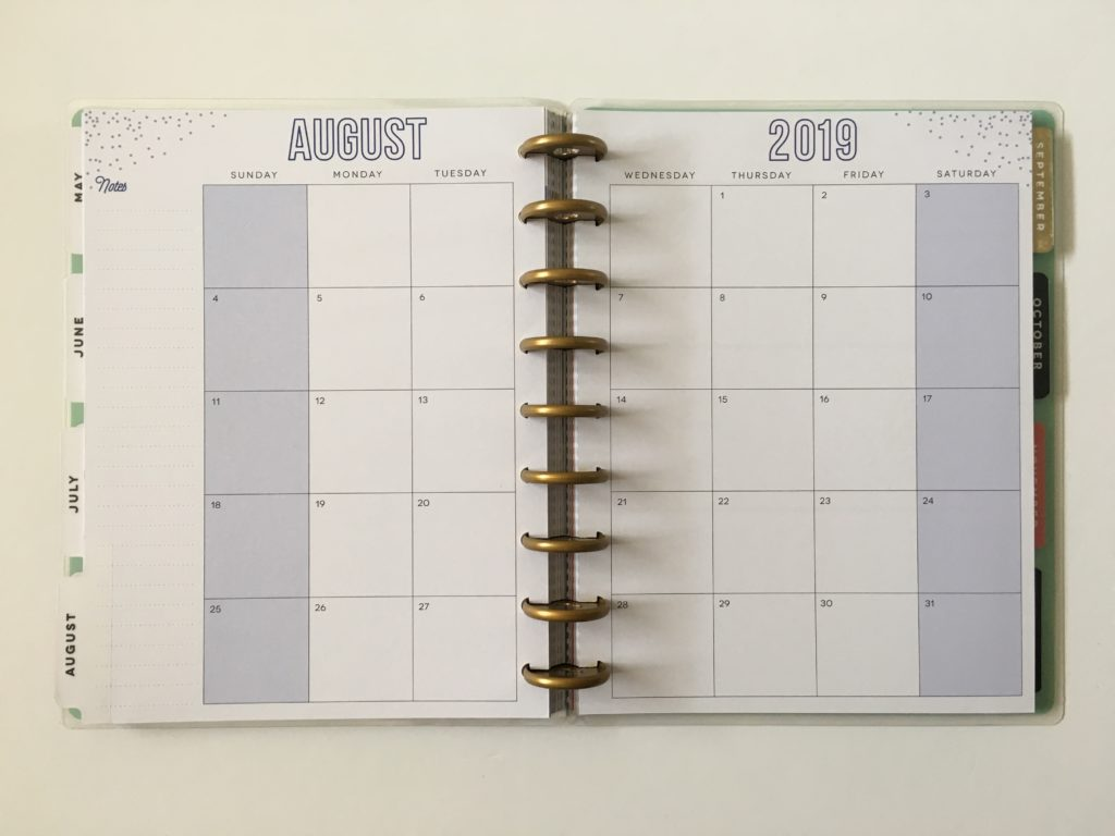 happy planner budget book review pros and cons discbound