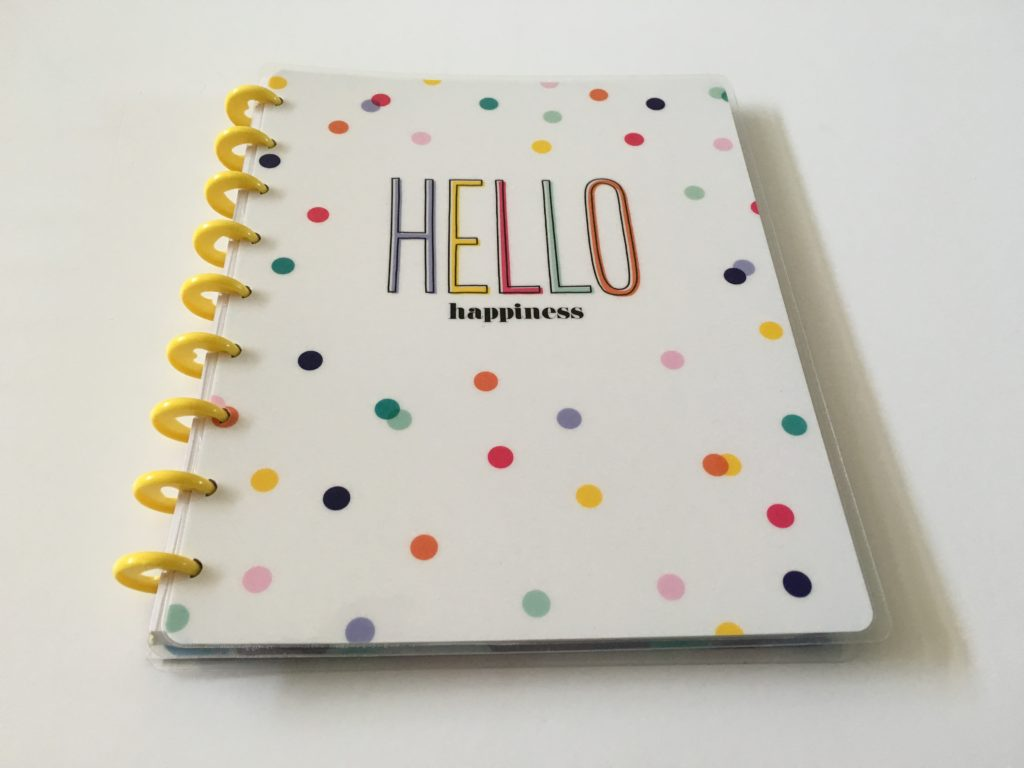 MAMBI Happy Planner Happy Notes Review (including video walkthrough)