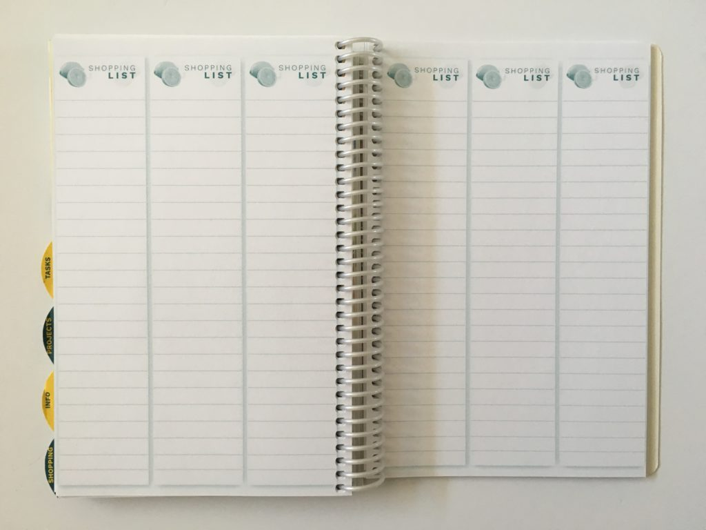 homemakers friend planner sue hooley video review pros and cons