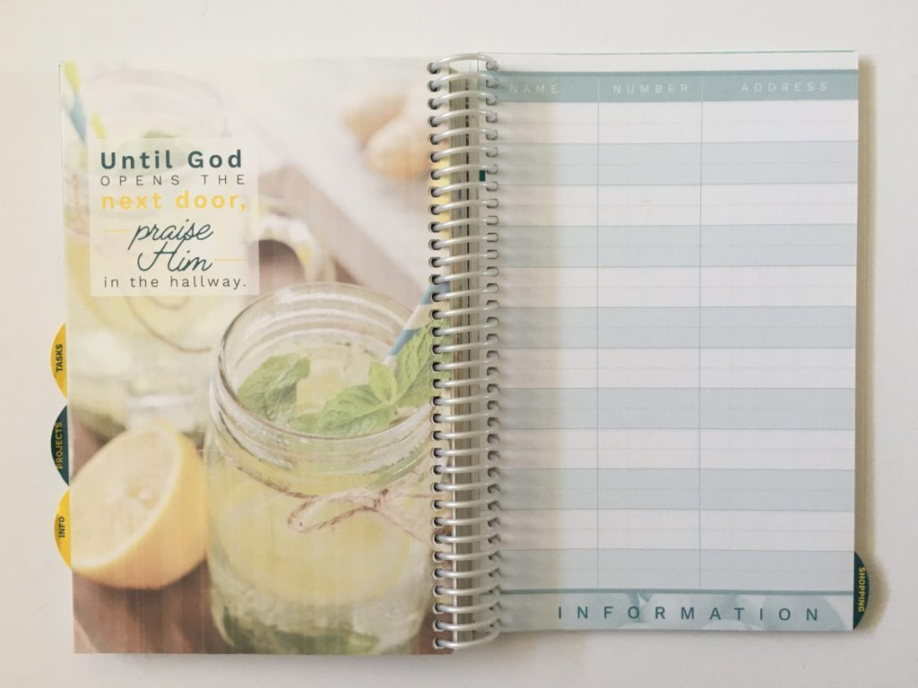 homemakers friend planner sue hooley video review pros and cons contacts