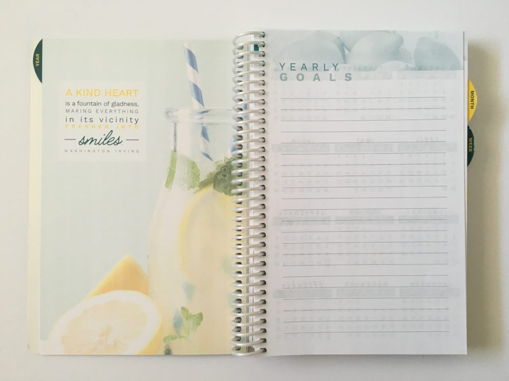 homemakers friend planner sue hooley video review pros and cons yearly goals