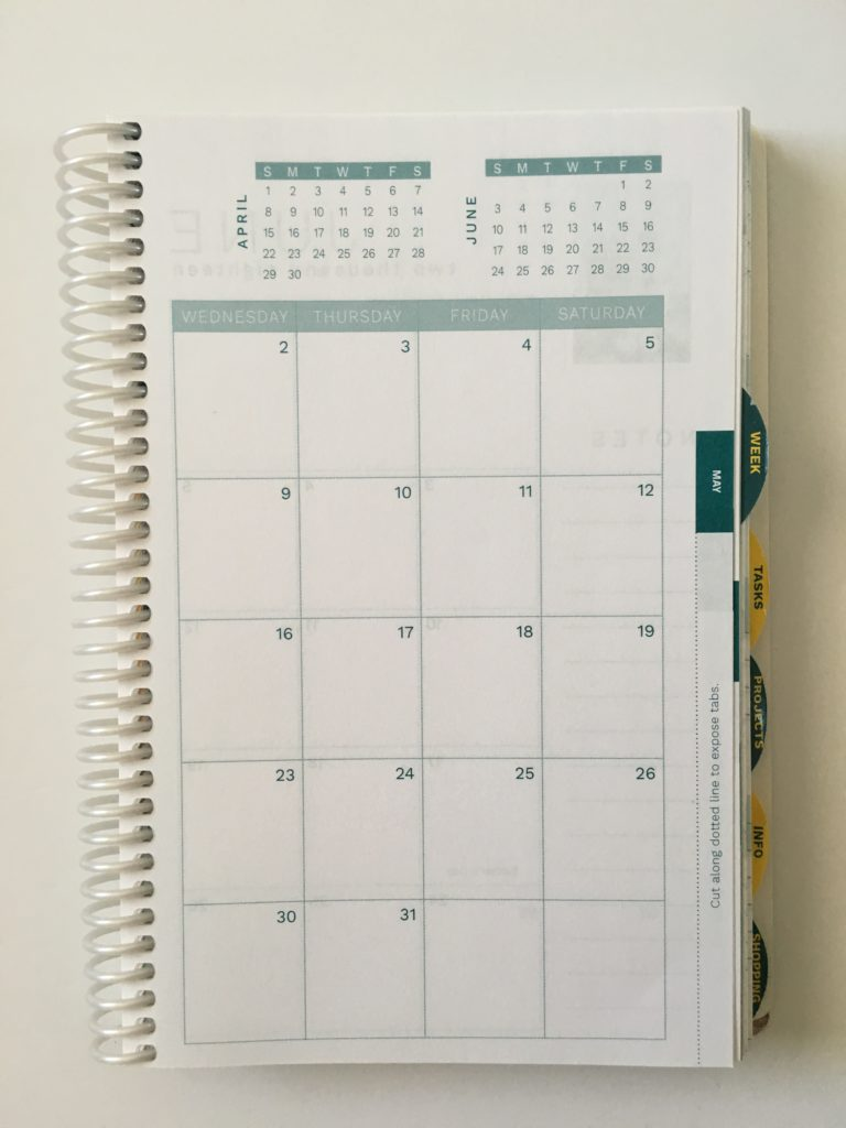 homemakers friend sue hooley weekly planner review pros and cons video walkthrough tabs agenda organizer 2 page monthly calendar religious
