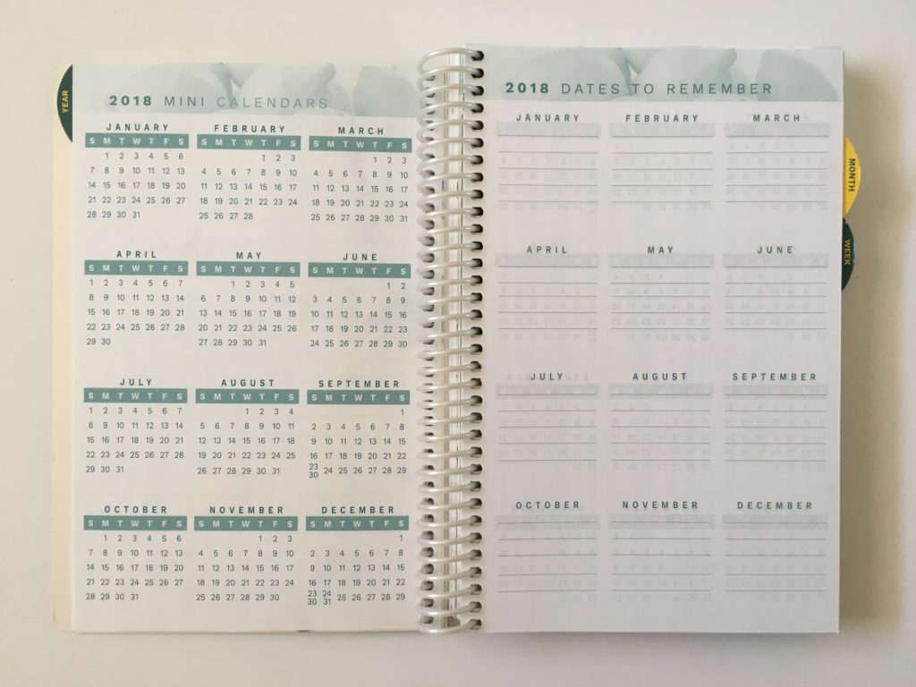 homemakers friend sue hooley weekly planner review pros and cons video walkthrough tabs agenda organizer annual dates