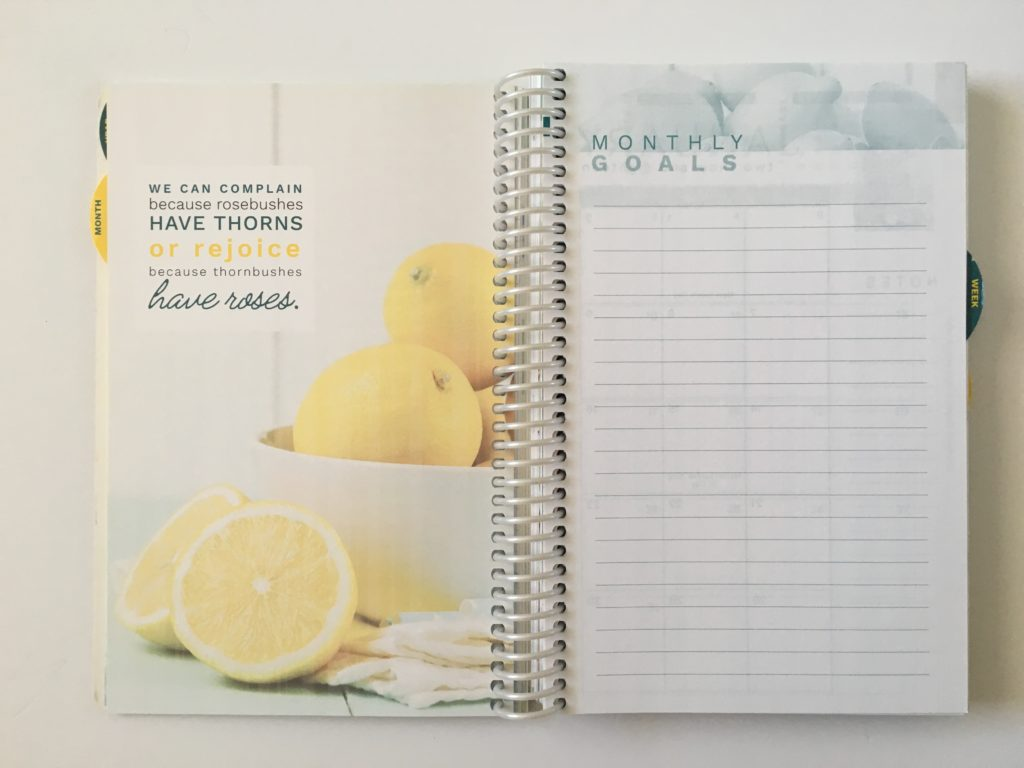 homemakers friend sue hooley weekly planner review pros and cons video walkthrough tabs agenda organizer monthly goals lined notes