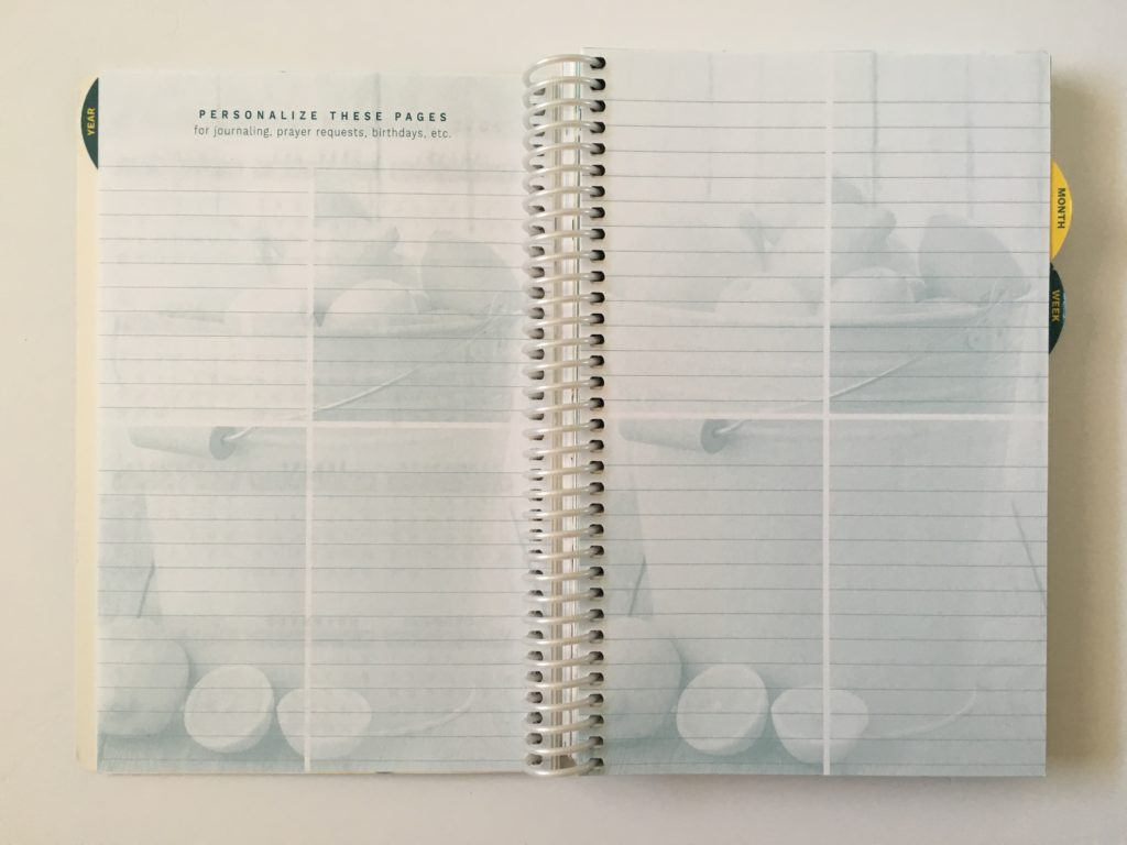 homemakers friend sue hooley weekly planner review pros and cons video walkthrough tabs agenda organizer task list