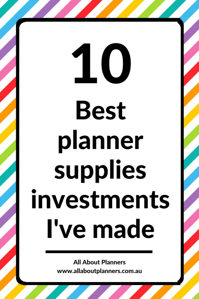 planner supply investments best expensive worth the money functional high quality long lasting review all about planners blog